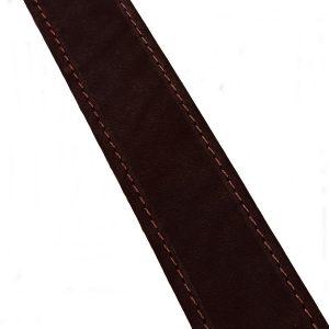 odinio raudono vyriško diržo tekstūra